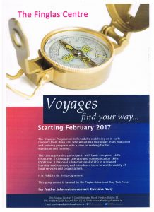Voyages Begin on 6th of January 2017