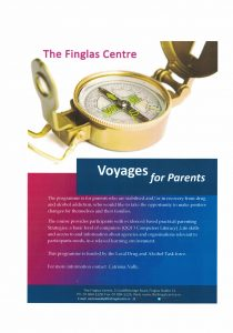 Accepting Referrals for the New Voyages for parents programme Starting in February 2018