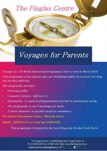 Voyages for parents